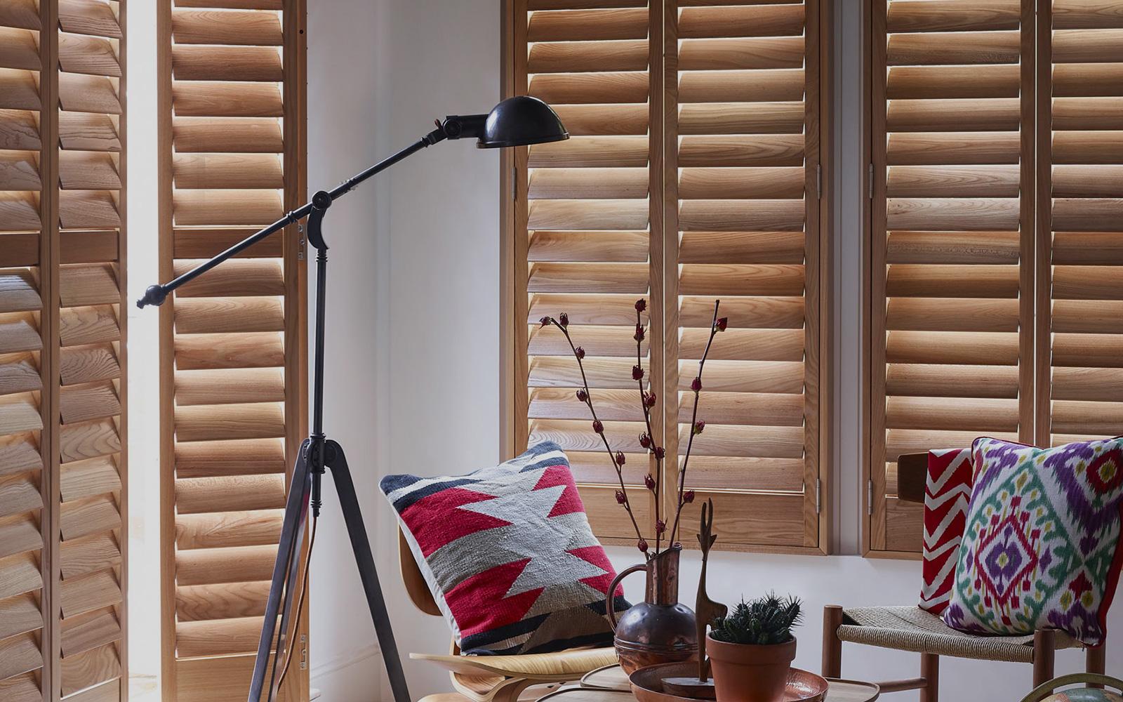 Wooden Window & Plantation Shutters UK | Shutterly Fabulous