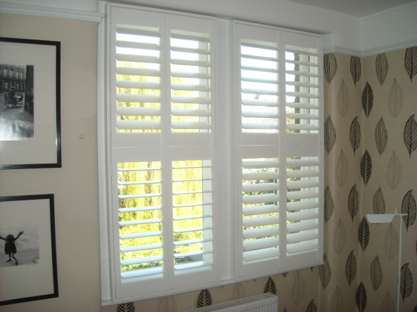 W4 Chiswick Full Height Shutters For Local London