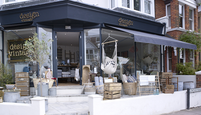Our Guide To Brighton's Best Interiors Shops Blog Shutterly Fabulous Simple Interior Design Shops Exterior