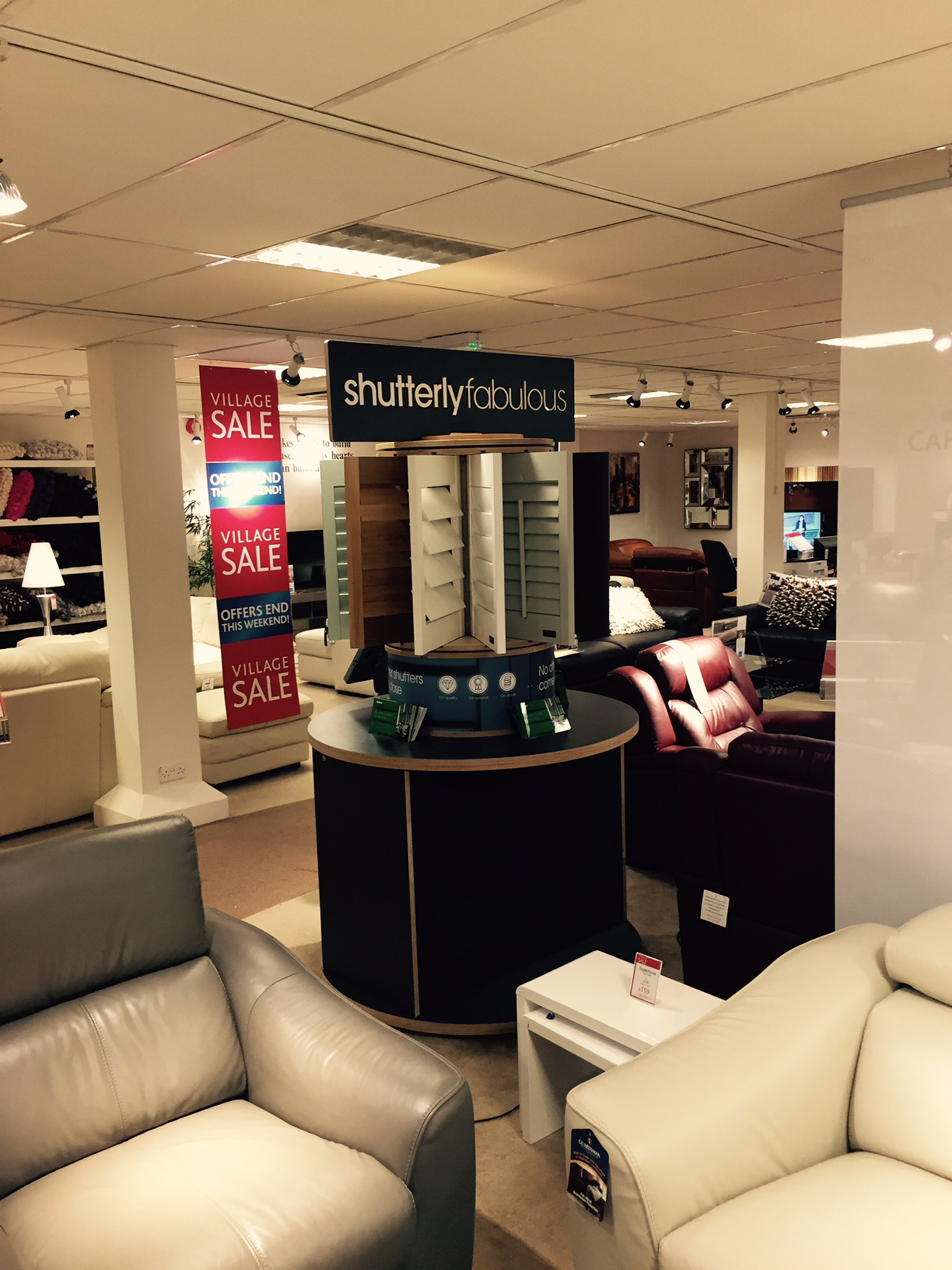now in stores at furniture village blog shutterly fabulous. Black Bedroom Furniture Sets. Home Design Ideas