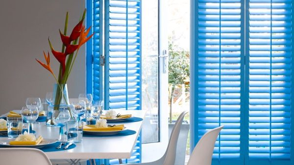 Image result for Shutters for patio doors