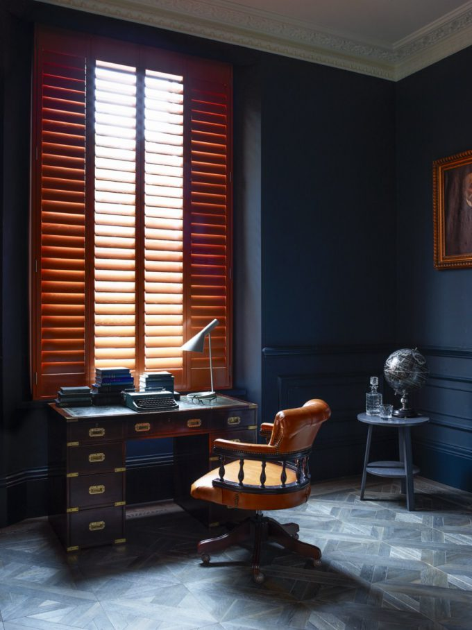 Home Office Shutters
