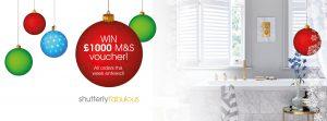 Order shutters in time for Christmas | Blog | Shutterly Fabulous