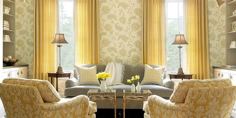 Yellow And Grey Interiors Shutters Blog Shutterly Fabulous