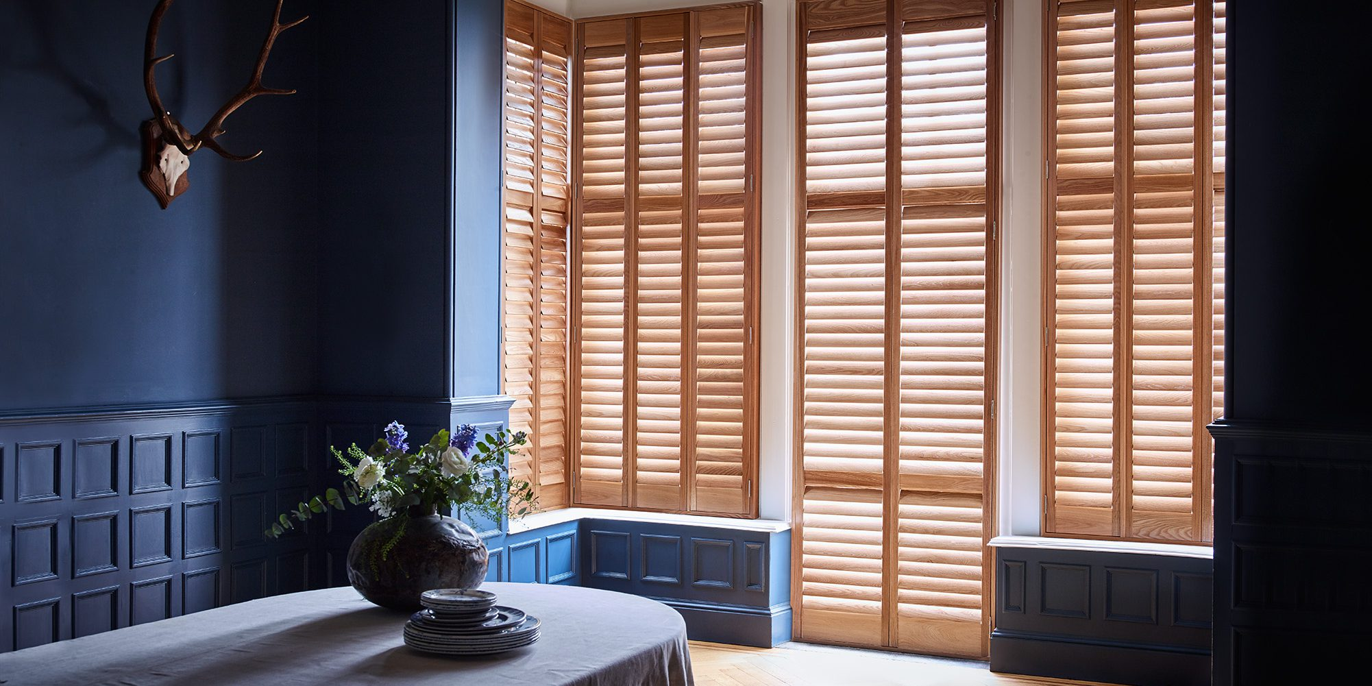 The Best Shutters For Different Bay Windows Shutterly Fabulous
