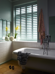 Bathroom shutters Shutterly Fabulous