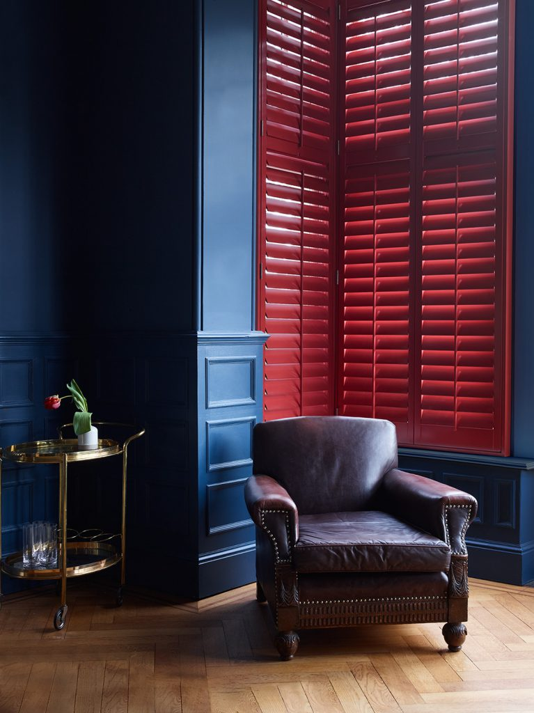 Which colour should you use for your plantation shutters? Shutterly Fabulous