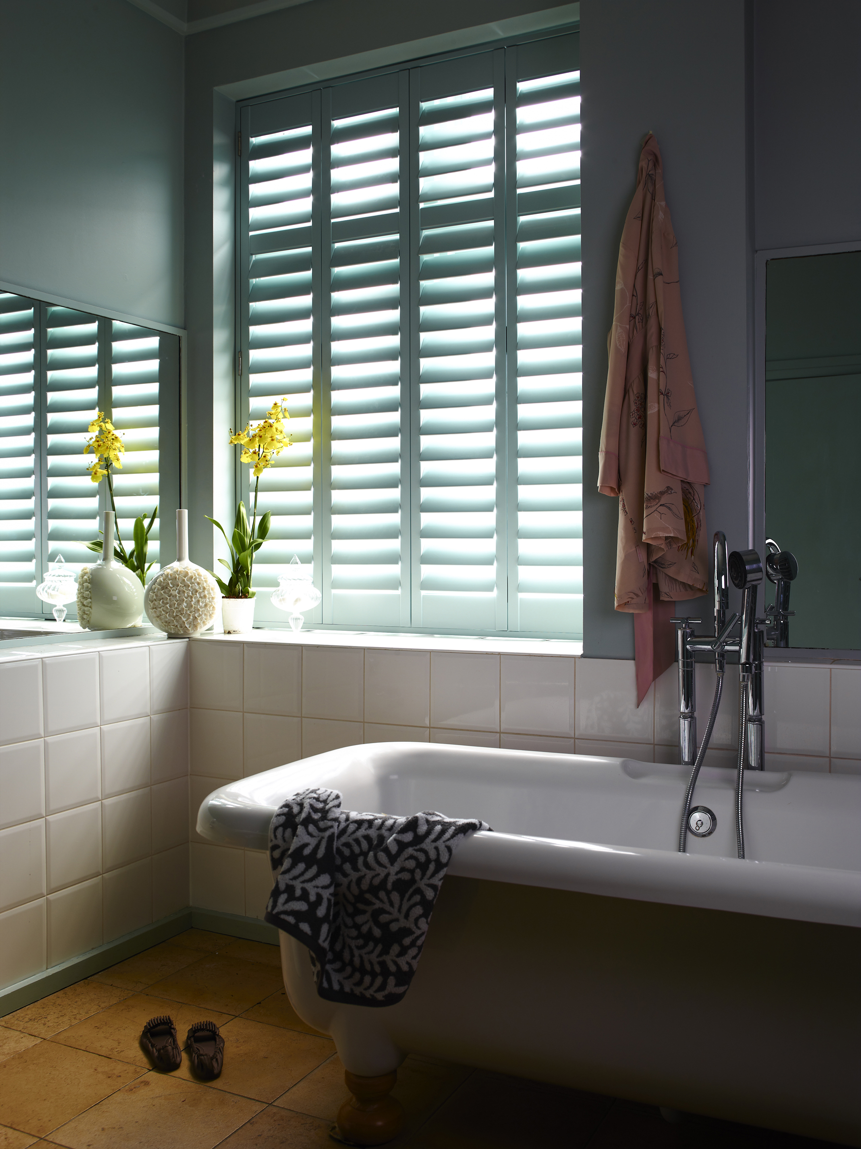 Choosing Waterproof Shutters